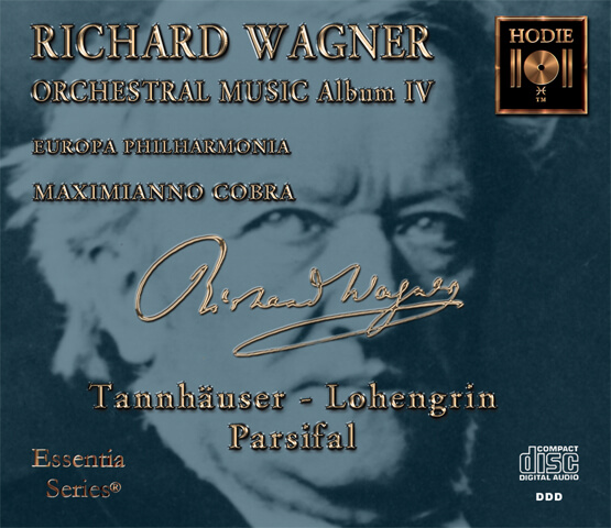 WAGNER - Orchestral Music Album IV - CD Audio
