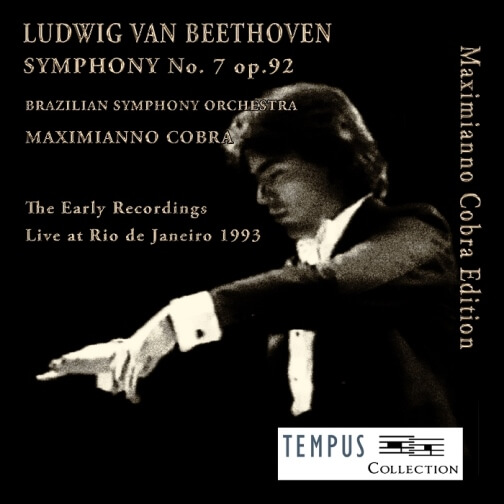 BEETHOVEN - Symphony No. 7 - The Early Recordings - CD Audio