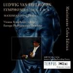 BEETHOVEN - Symphonies No. 1, 2 & 4