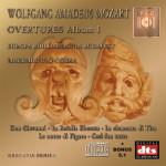 MOZART - Opera Overtures Album I - DTS CD