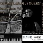 MOZART - Piano Sonatas Vol. 1