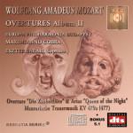 MOZART - Opera Overtures Album II