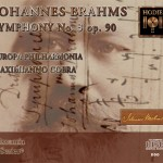 BRAHMS - Symphony No. 3 op. 90