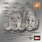 MOZART - Opera Overtures Album III - CD Audio