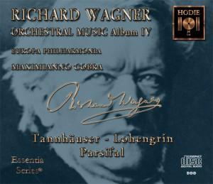 WAGNER - Orchestral Music Album IV - CD Audio