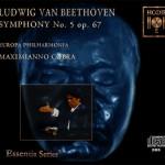 BEETHOVEN - Symphony No. 5 op. 67 - CD Audio