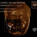 BEETHOVEN - Symphony No. 7 op. 92 - CD Audio