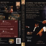 BEETHOVEN - Symphony No. 9 op. 125 - DVD-Video / Audio