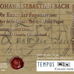 BACH - The Art of the Fugue BWV 1080